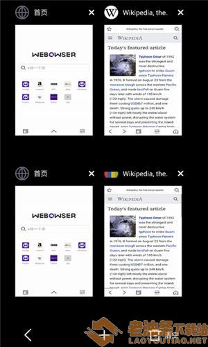WEBR浏览器