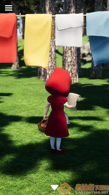逃脱游戏小红帽