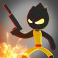 火柴子弹射击游戏免费版