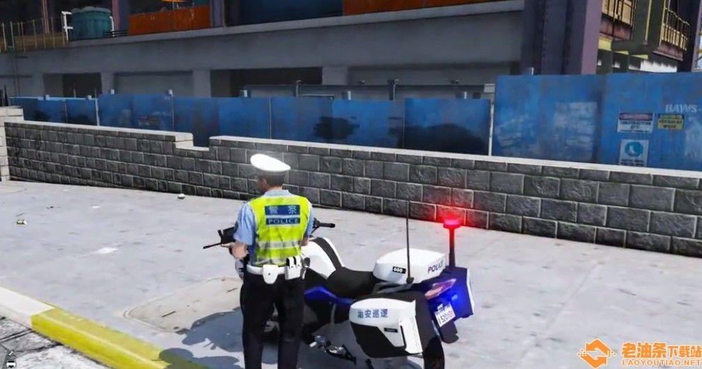 中国协警模拟器游戏手机中文版图片1