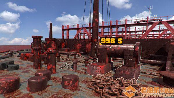 拆船模拟器游戏特色图片