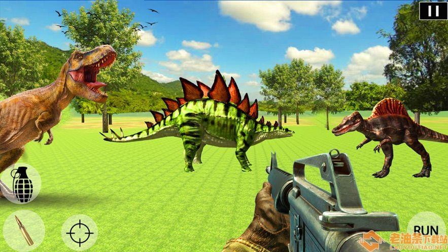 世界致命恐龙猎人