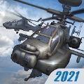 现代战争直升机手游